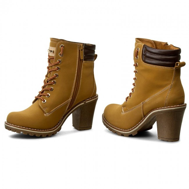 d11d003a20a3 Boots CLARA BARSON - WS959-5 Miodowy - Boots - High boots and others ...