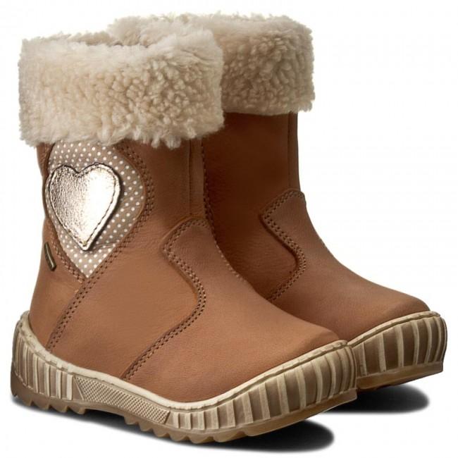 92b76469637 Knee High Boots LASOCKI KIDS - CI12-752-04 Bezowy - Jackboots - High boots  and others - Girl - Kids  shoes - www.efootwear.eu
