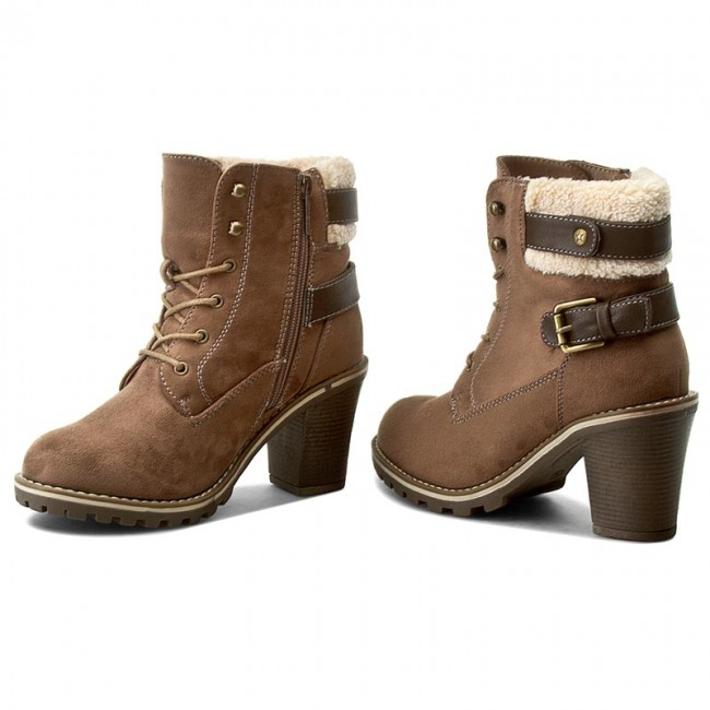ccb0d04cf0ec Boots CLARA BARSON - WS959-3 Brown - Boots - High boots and others ...