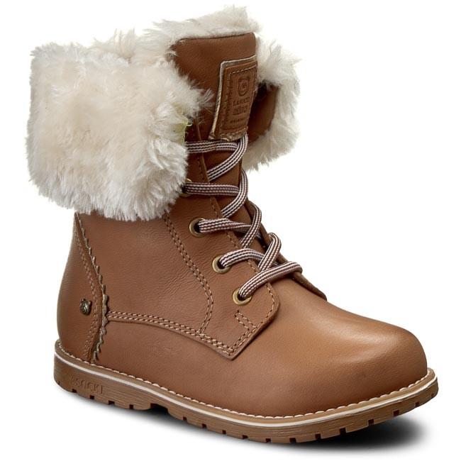 684ecbf7431 Knee High Boots LASOCKI KIDS - CI12-RIO-05 Beżowy - Jackboots - High ...