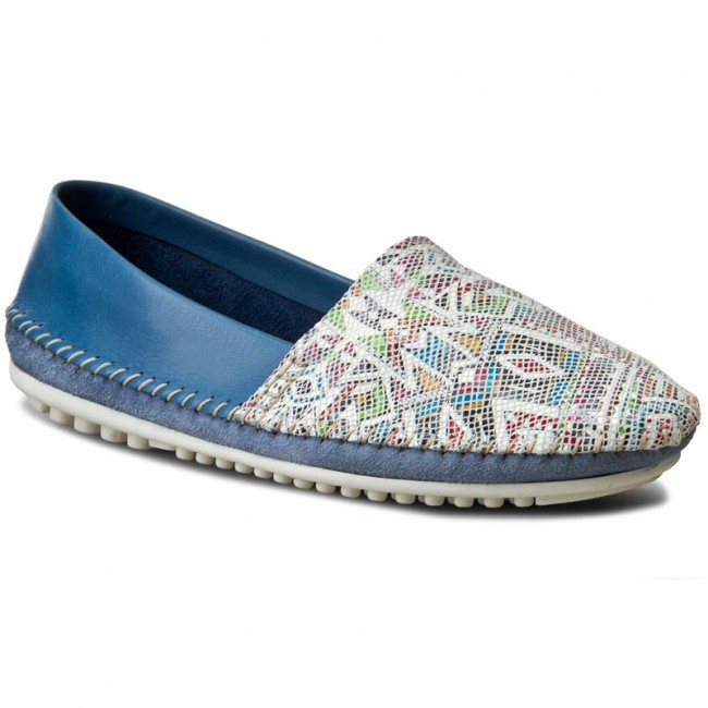LASOCKI 1 D241 Low Women's shoes shoes Flats Niebieski Shoes 6wdgRq7d