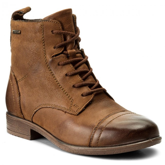 Boots LASOCKI  WI16ENNA01 Brown  Boots  High boots and others  Womens shoes       2220709890001