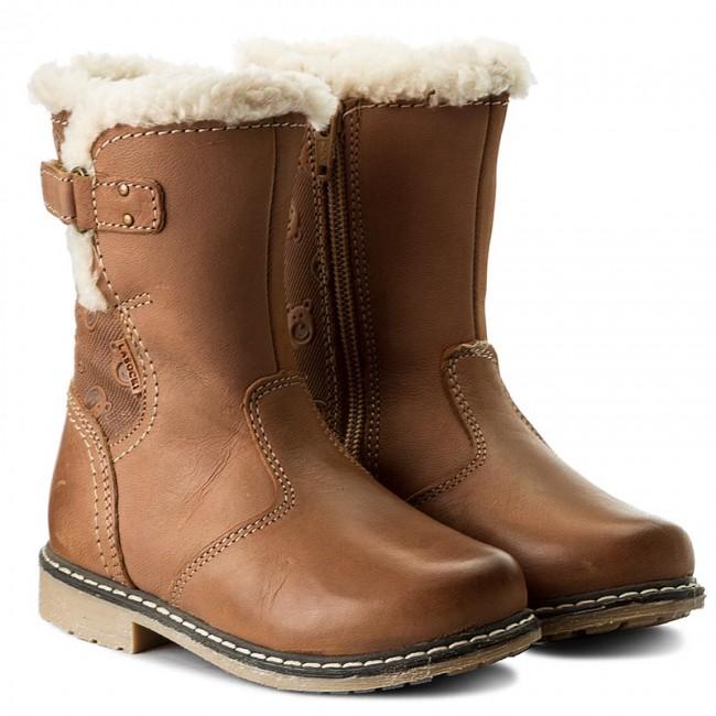 745b6357b21 Knee High Boots LASOCKI KIDS - CI12-SAMU-06 Beżowy - Jackboots - High boots  and others - Girl - Kids  shoes - www.efootwear.eu