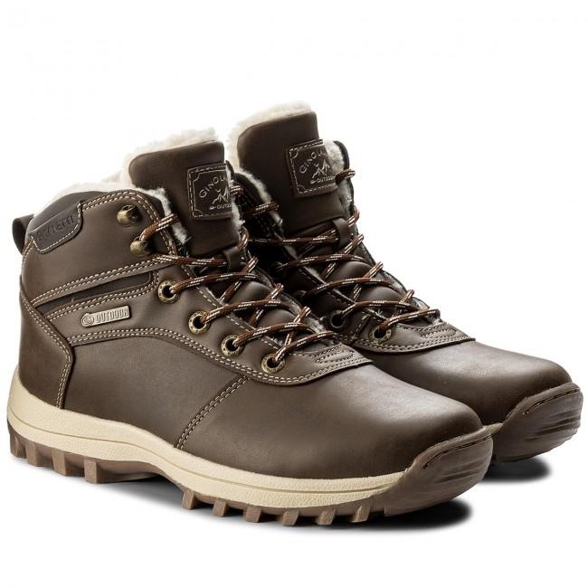 Trekker Boots GINO LANETTI MP07 3213 06 Brown