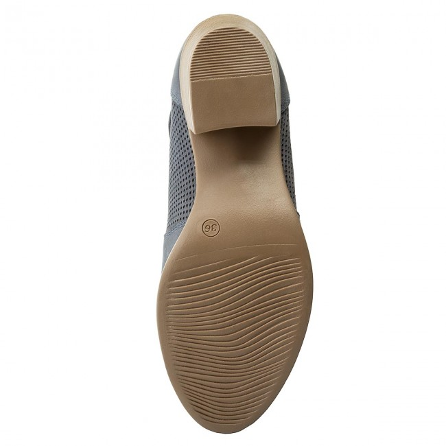 Boots LASOCKI GUSTA 02 Jeansowy