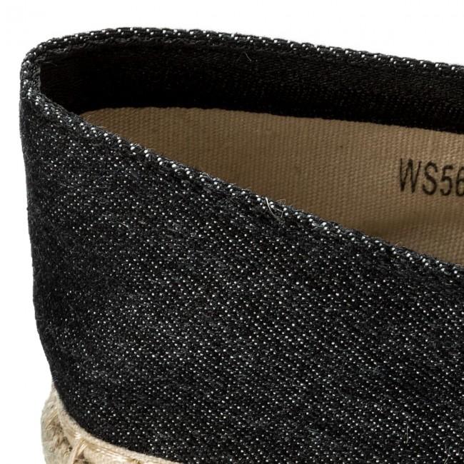 58bc1fc6e Espadrilles JENNY FAIRY - WS569A-10 Black - Espadrilles - Low shoes ...