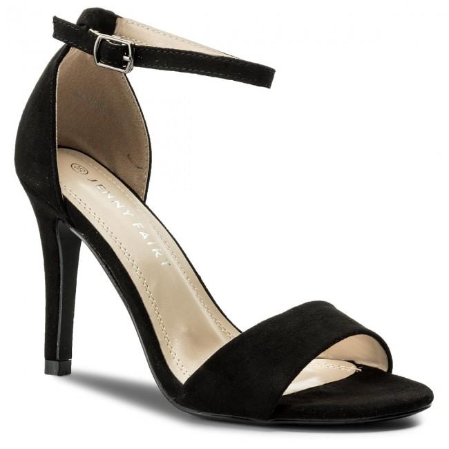 ed09c0ad63 Sandals JENNY FAIRY - W16SS292-22 Black - Elegant sandals - Sandals ...