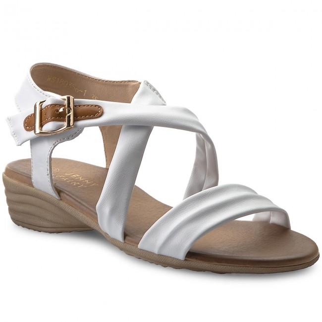 Sandalen Jenny Fairy - Ws180356-1 Weiß ZxHitRQ