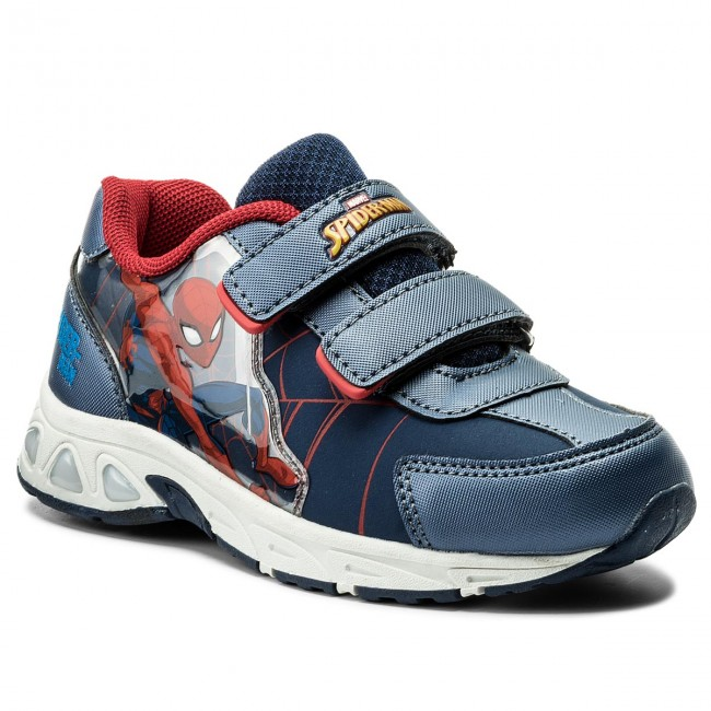 3670e234d509 Sneakers SPIDERMAN ULTIMATE - CP23-5790SPRMV Navy Blue - Velcro ...