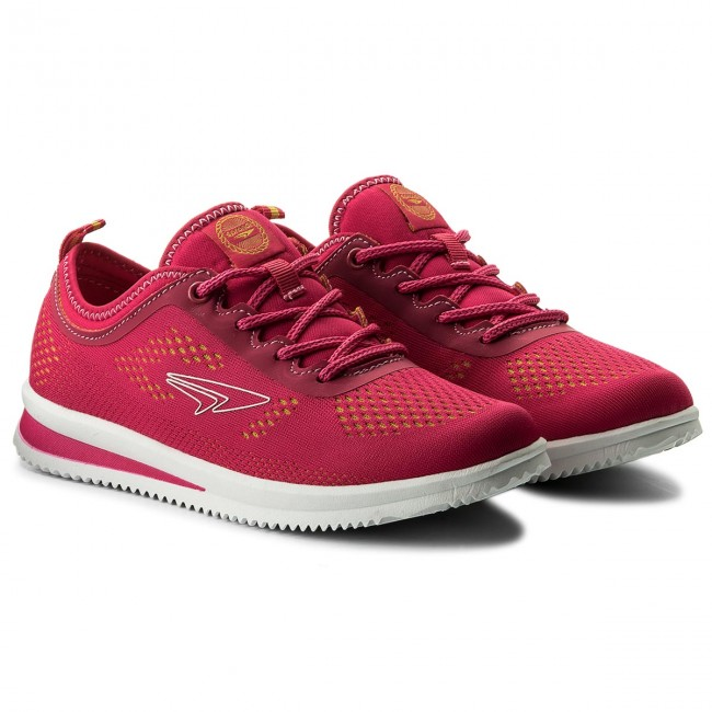 Sneakers SPRANDI - WP07-17081-02 Różowy Ciemny 2aI7VyBx