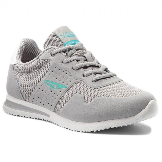Sneakers SPRANDI - WP07-16910-05 Szary Jasny TuvcRrL