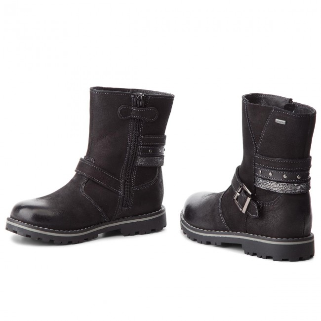 427afcd3b97 Knee High Boots LASOCKI KIDS - CI12-SPLIT-37 Black - Jackboots ...