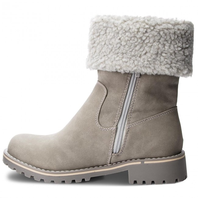 Boots CLARA BARSON WS722 30A Szary Jasny