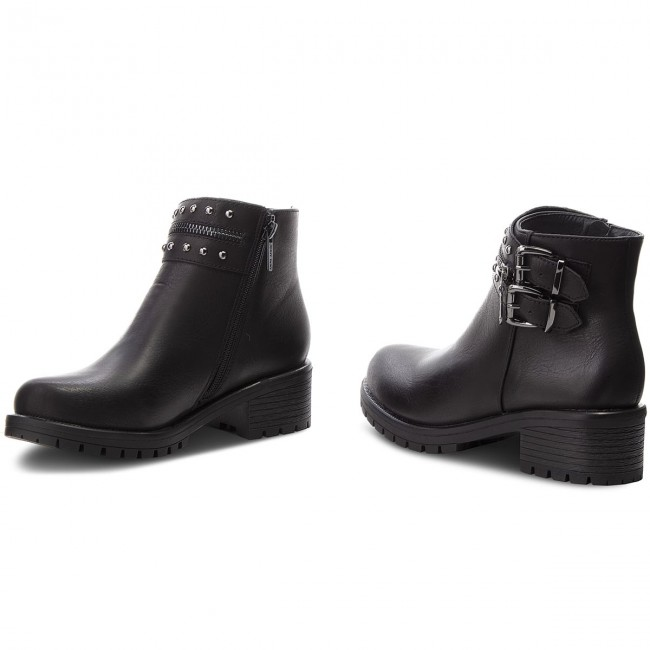 45bc3a67617e3 Boots JENNY FAIRY - WS2707-1 Black - Boots - High boots and others ...