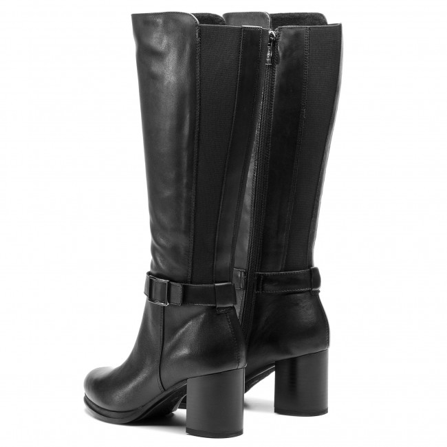 Black Jackboots High Knee boots 05 Boots SEWERA2 High LASOCKI wHBYqXH
