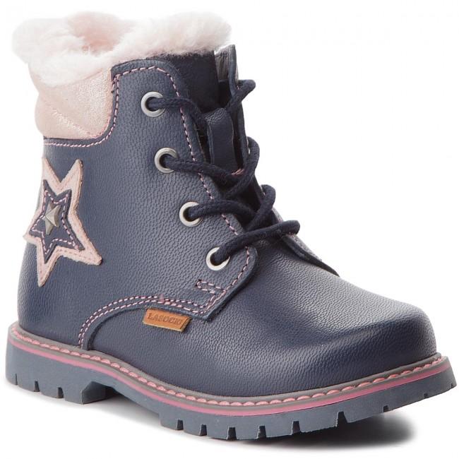 d8b3450a896 Knee High Boots LASOCKI KIDS - CI12-MIKI-15 Cobalt Blue - Jackboots ...