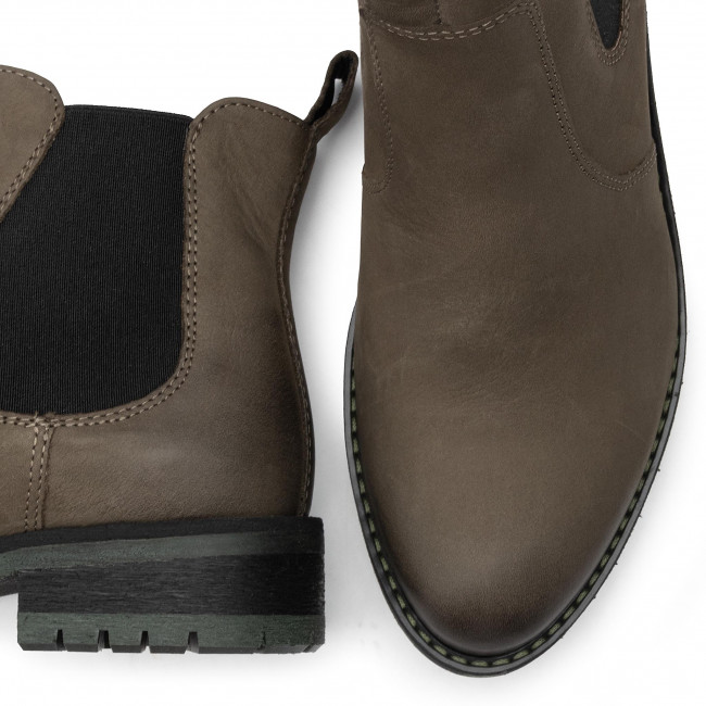 Ankle Boots GINO ROSSI 802A 01 Khaki