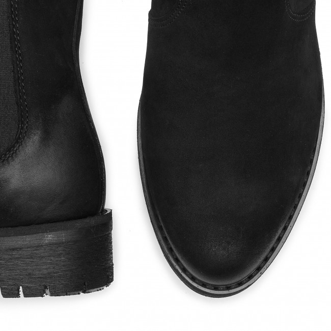 Ankle Boots GINO ROSSI 802A 01 Black