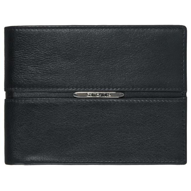 4f8aef23d6665 Large Men s Wallet SAMSONITE - 141-P20-1 Black - Men s wallets ...
