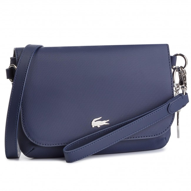 012ee20d51 Handbag LACOSTE - S Crossover Bag NF2531DC Peacoat 021 - Cross Body ...