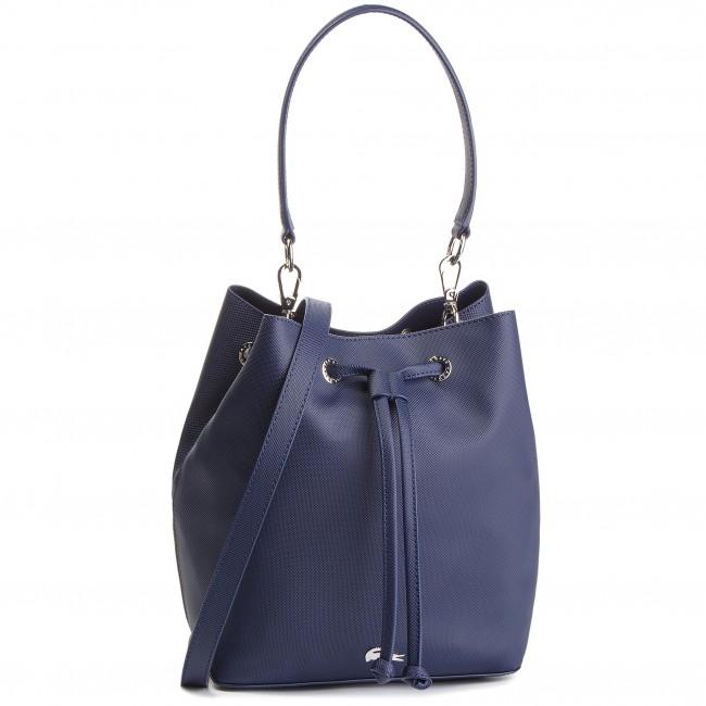 Handbag LACOSTE - Bucket Bag NF2535DC Peacoat 021 - Bags - Handbags ... 56768318300