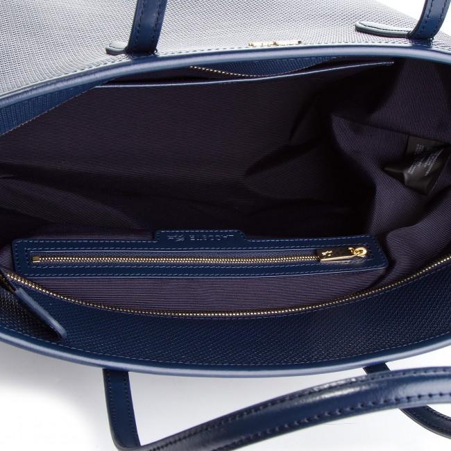 NF2335CE Lacoste Zip Shopping Bag