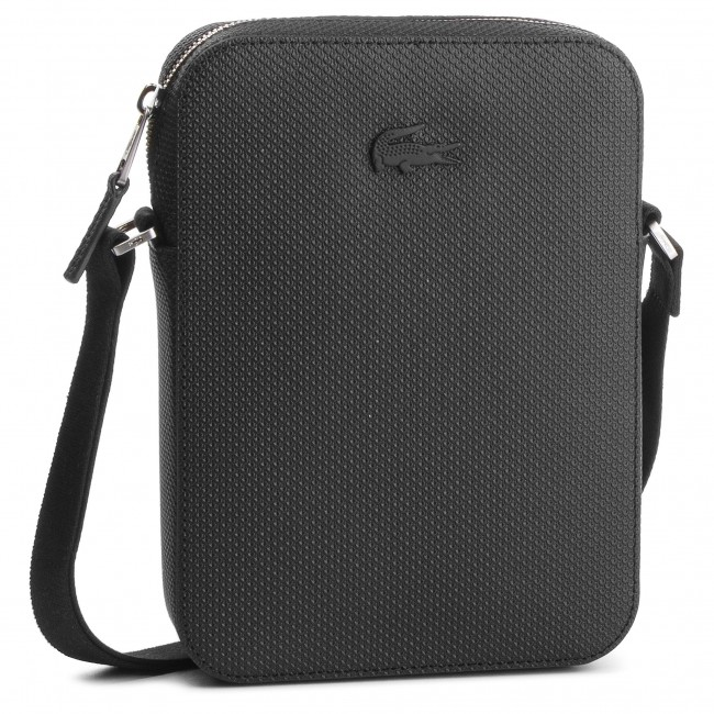 Messenger Bag LACOSTE - NH2179CE Black 000 - Men s - Youngsters ... 1517f7166e