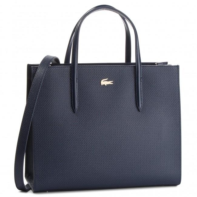 cc4c6483cff8c Handbag LACOSTE - L Shopper Bag NF2563CE Peacoat 021 - Classic ...