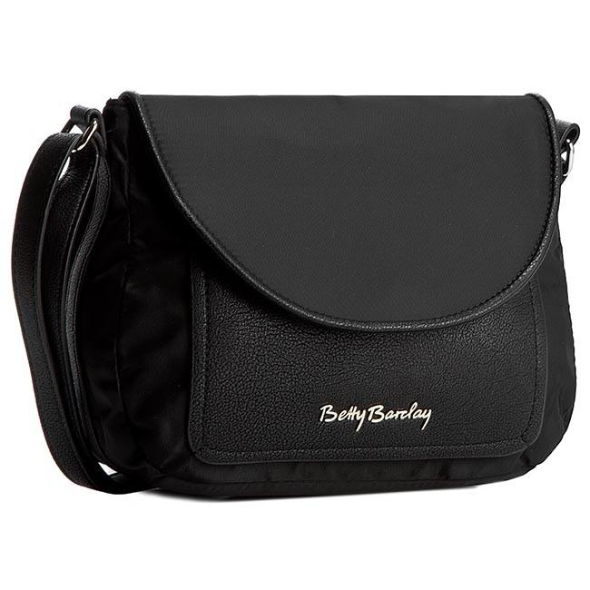 87976ba0f7b6e Handbag BETTY BARCLAY - D-960 VR 01 Black - Cross Body Bags ...