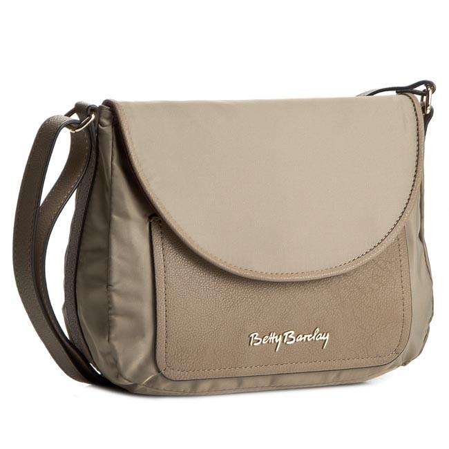 8c1274fdc48e0 Handbag BETTY BARCLAY - D-960 VR 37 Taupe - Cross Body Bags ...