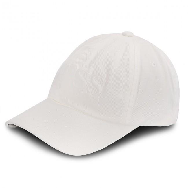 Cap BOSS - Fritz 50378282 100 - Hats - Fabrics - Accessories - www ... f970df058e18
