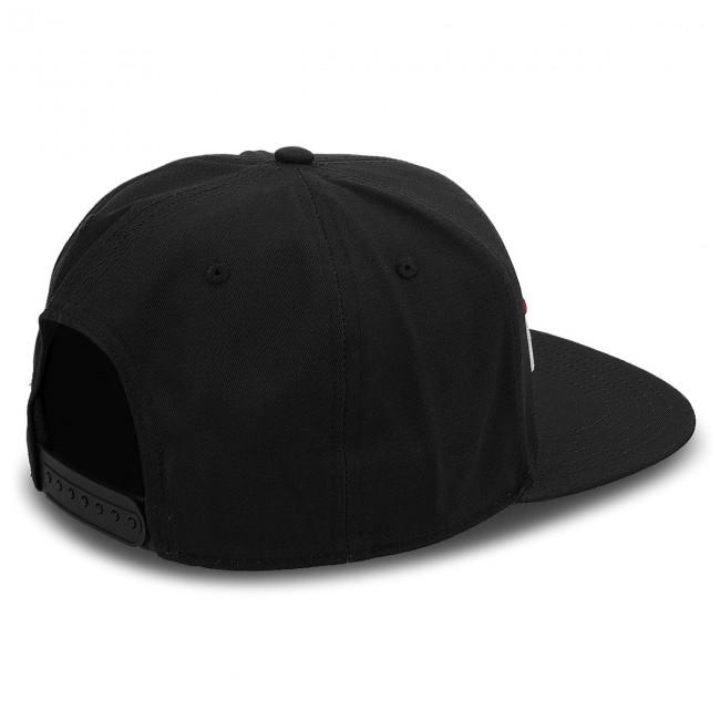320749baa6e Cap FILA - 6 Panel Classic Cap 681481 Black 002 - Men s - Hats ...