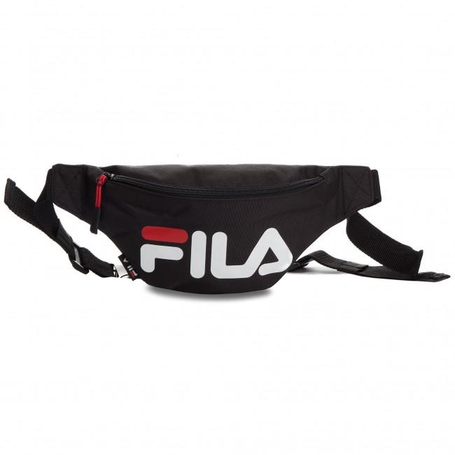 Waist Pack FILA - Waist Bag Slim 685003 Black 002 - Women s ... 46930efb57062
