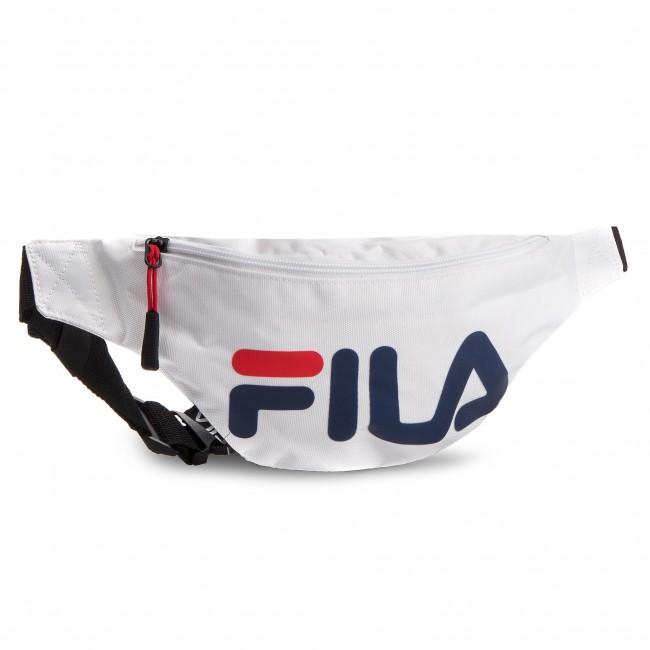 f392c6c0e6a4 Waist Pack FILA - Waist Bag Slim 685003 White 001 - Women s ...