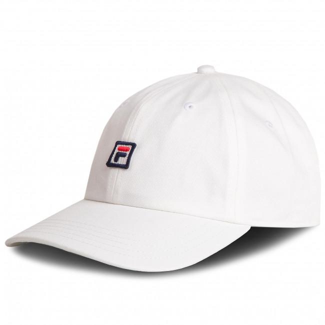 32cbf5cd1dc44 Cap FILA - Dad Cap Strap Back 686004 Bright White M67 - Women s ...