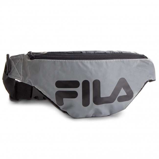 2f0fe0dfafb5 Waist Pack FILA - Waist Bag Slim 685035 Silver J99 - Women s ...
