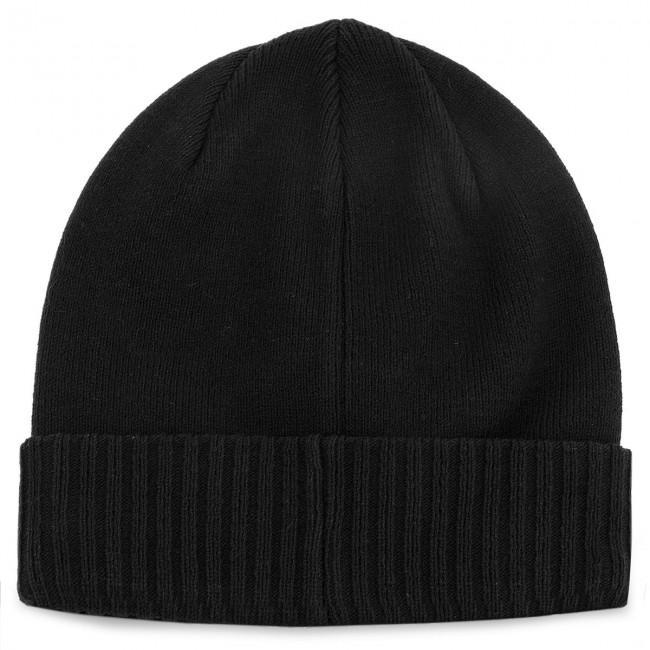 Cap FILA - Beanie Linear 686012 Black 002 - Women s - Hats - Fabrics ... 63c04df7805