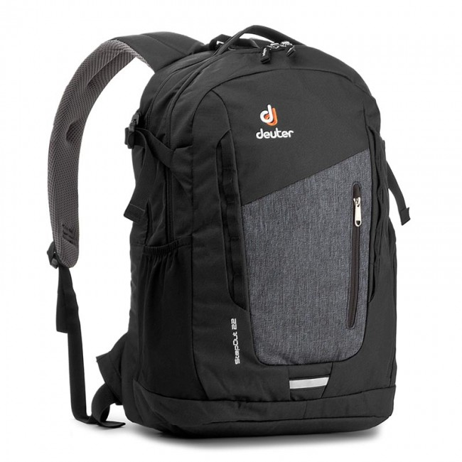 cc0e62b2ec Backpack DEUTER - Stepout 22 3810415-7712-0 Dresscode Black 7712 ...