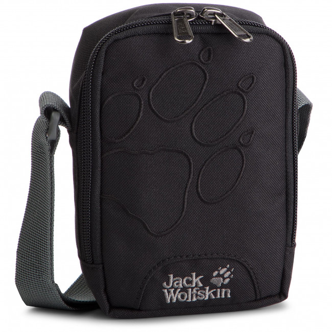 61c6febc2c Messenger Bag JACK WOLFSKIN - Secretary 86000-6000 Black - Men's ...