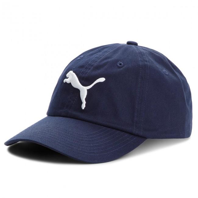 0aaa5619369 Cap PUMA - Ess Cap 052919 Peacoat 03 - Women s - Hats - Fabrics ...