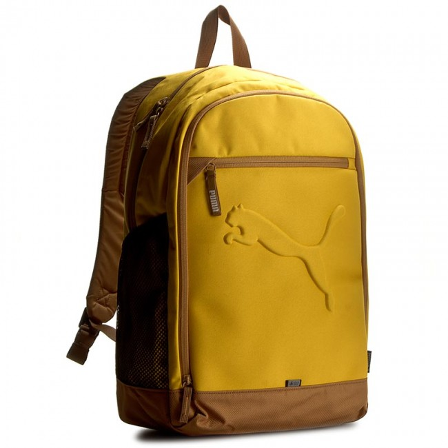 49e64b0f0a69 Backpack PUMA - Buzz Backpack 073581 Old Gold - Sports bags and ...