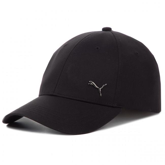 e45fc4ee28b Cap PUMA - Metal Cat Cap 021269 01 Puma Black - Hats - Fabrics ...
