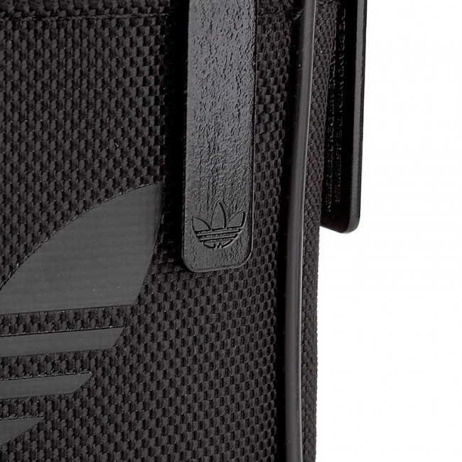 927eaffb786b Messenger Bag adidas - Fest Bag Sport BK6742 Black - Men s ...
