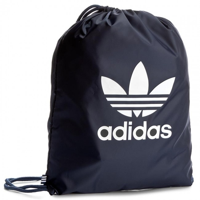 f9a1a8ff21 Backpack adidas - Gymsack Trefoil BK6727 Conavy - Sports bags and ...