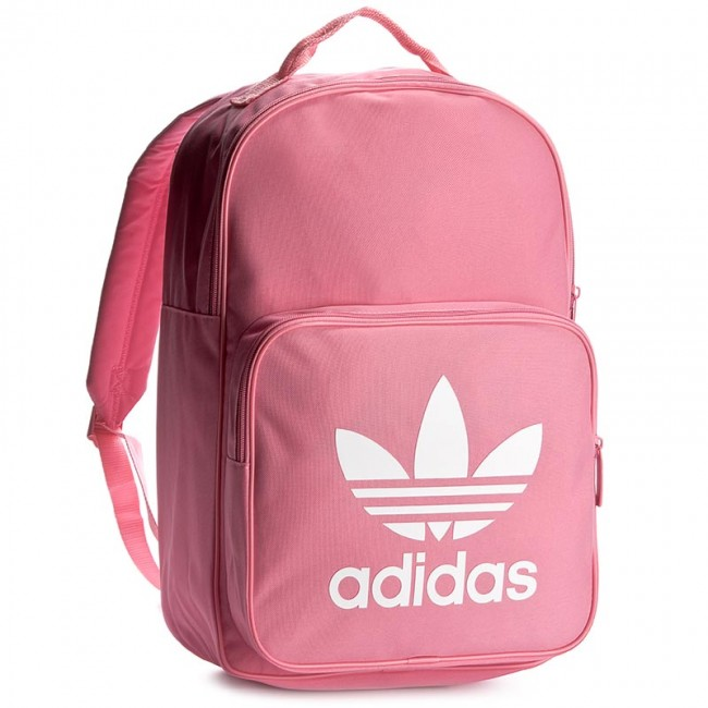 Backpack adidas - BP Clas Trefoil BK6725 Easpnk - Sports bags and ... 12764026a25d1