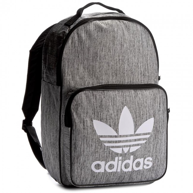 6977795b4e4 Backpack adidas - Bp Class Casual BK7119 Black - Sports bags and ...