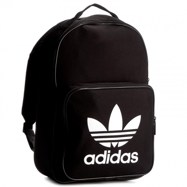 4a599dfdf1 Backpack adidas - BP Clas Trefoil BK6723 Black - Sports bags and ...