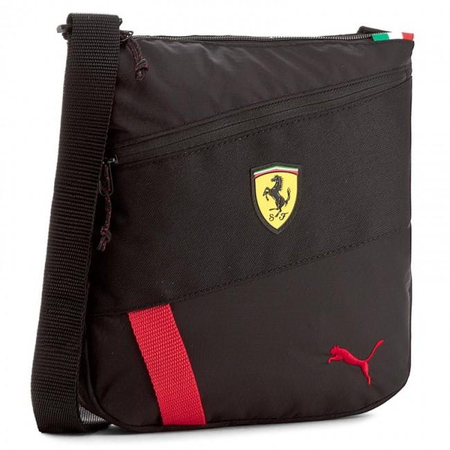 f53de5ffb6 Messenger Bag PUMA - Ferrari Fanwear Portable 074777 02 Puma Black ...