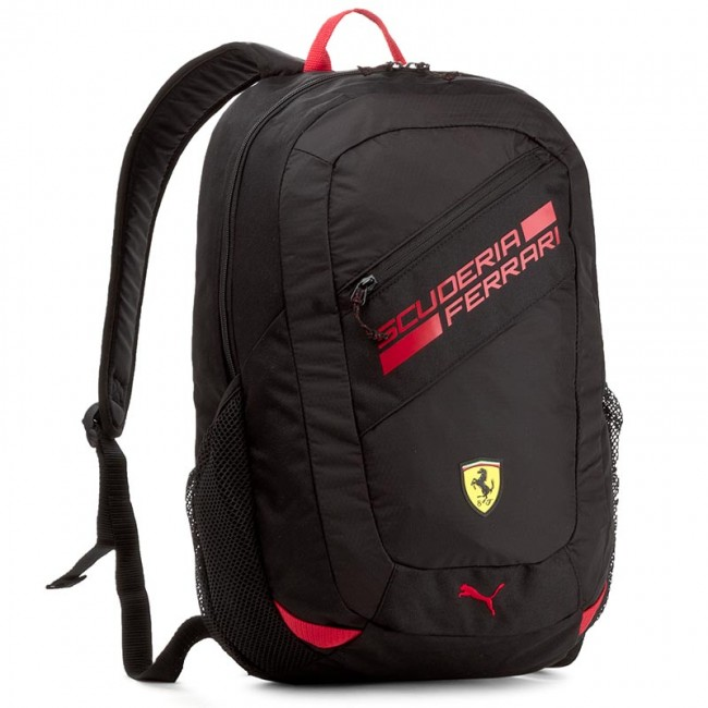 Backpack PUMA - Ferrari Fanwear Backpack 074776 02 Puma Black ... fbcb808e76
