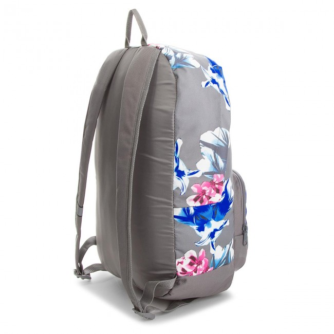 2575619680d0e Backpack PUMA - Core Style Backpack 075169 06 Steel Gray Flower Graphic
